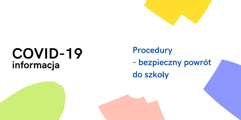 procedury Covid 19