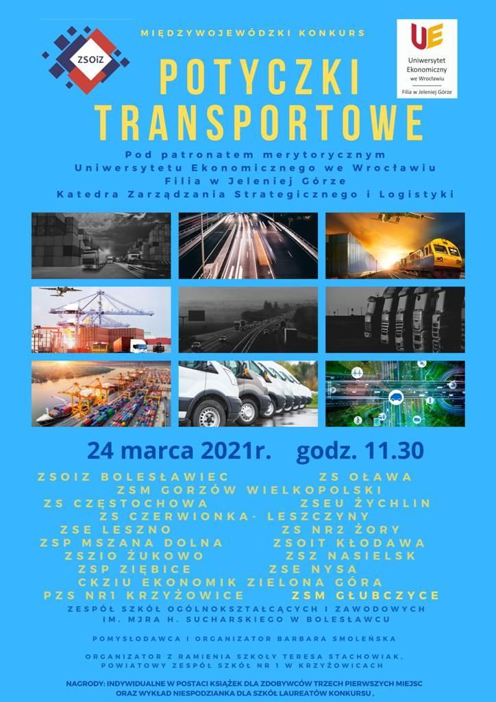 POTYCZKI TRANSPORTOWE - PLAKAT-1